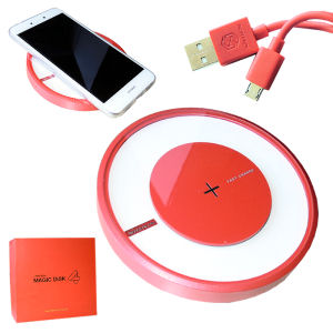NILLKIN MAGIC DISK IV FAST CHARGER RED